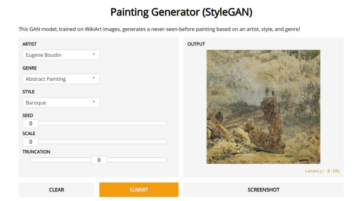 Free Paintings Generator to Create Paintings of Famous Painters by AI