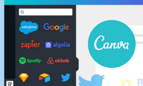 How to Fetch Company Logos in Canva from Brandfetch