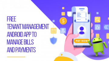 Free Tenant Management Android App to Manage Bills and Payments