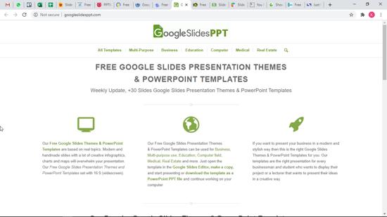 Google Slides PPT