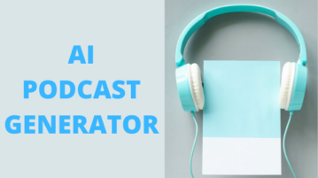 Free AI Podcast Generator to Create a Podcast Automatically from Title