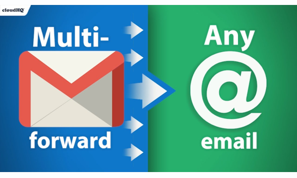 How to Forward Multiple Emails in One Click?