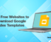 17 Free Websites to Download Google Slides Templates