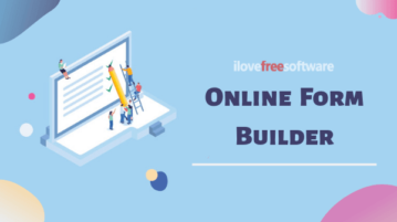 online multistep form builder