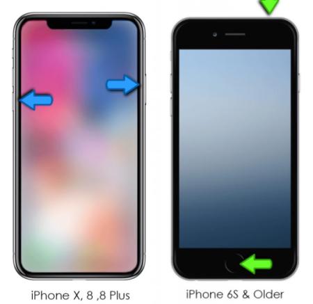 put iPhone in DFU mode
