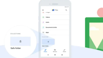 Hide Private Files Securely in Android with Google's Safe Folder Feature