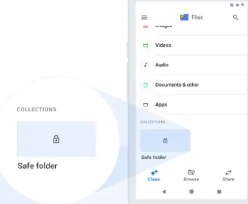 How to Hide Private Files Securely in Android with Google's Safe Folder Feature