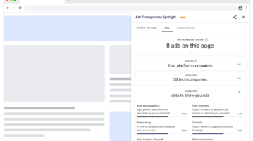 How to See Companies and Criteria Used on Online Ads with this Chrome Extension