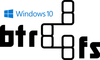 How to Mount Btrfs Volumes on Windows 10