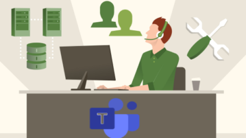 Use Microsoft Teams as Helpdesk for Internal Support Roby