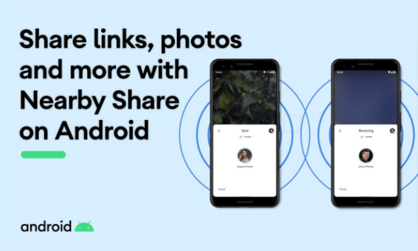 AirDrop Alternative by Google: Nearby Share