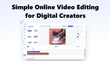Canva-like Free Online Video Editor to Make Product Videos