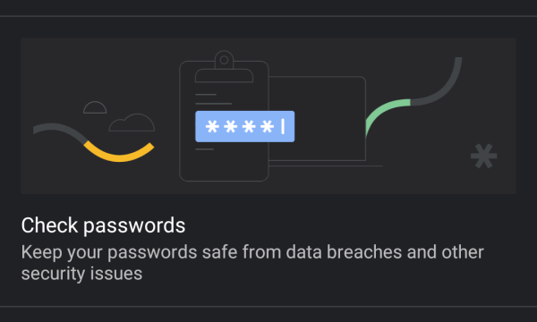 Use Chrome Bulk Password Check to Look for Leaked Passwords