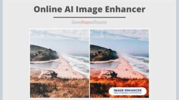 Free Online AI Image Enhancer to Remove Noise, Enhance Colors
