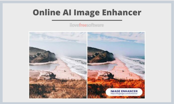 Free Online AI Image Enhancer to Remove Noise, Enhance Colors