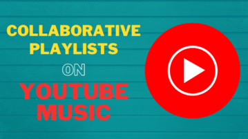 How to Create Collaborative Playlists on YouTube Music?
