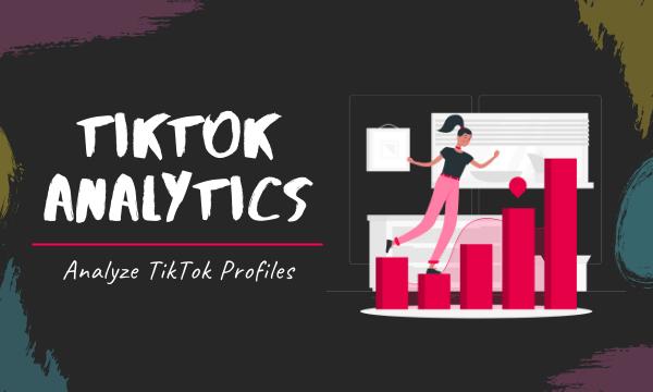 Get Free TikTok Analytics to Check Profile Summary, Growth