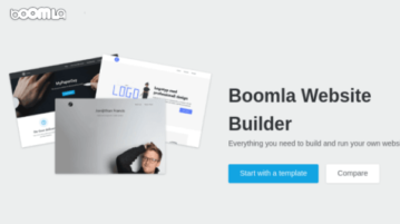 Free Online Website Builder with Custom Domain, Static Site Hosting Boomla