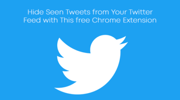 Hide Seen Tweets from Your Twitter Feed with This free Chrome Extension