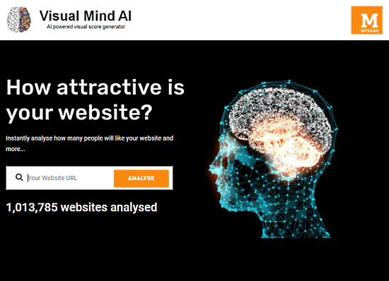 Free AI Visual Score Generator