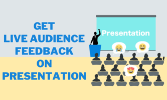 Get Live Audience Feedback on Online Presentation Free