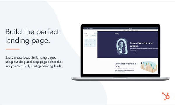 Free HubSpot Landing Page Builder with SEO Optimization, Performance Tracking
