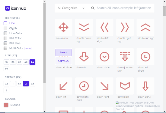 customize icons for your needs