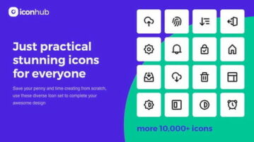 Download Free Icons with Custom Color, Size, Stroke: Iconhub