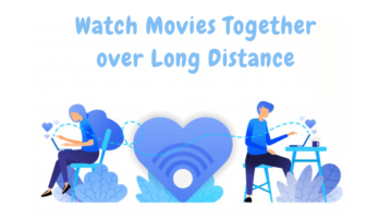Free Remote Browser to Watch Movies Together with Control Sharing