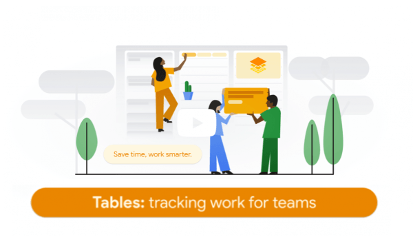 Tables by Google: Free Alternative to Airtable