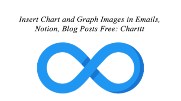 Insert Chart and Graph Images in Emails, Notion, Blog Posts Free: Charttt