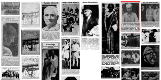 Search Historic Newspaper Photos Online Free Newspaper Navigator