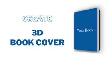Create 3D Book Cover Online for Free