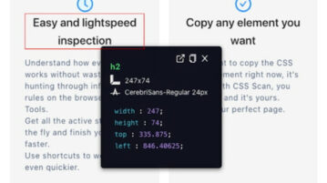 Instantly View, Edit, Export CSS on Webpages in Chrome Free