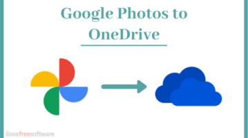 How to Transfer Albums from Google Photos to OneDrive?