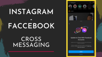 How to Message Facebook Friends from Instagram?