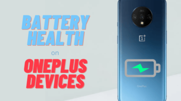 How to Check Battery Health of OnePlus Devices?