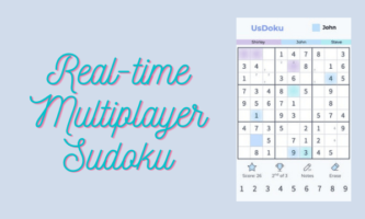 Play Real-time Multiplayer Sudoku Online with Friends for Free
