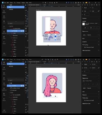 Editing Avatar