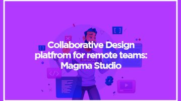 Collaborative Design platform for remote teams: Magma Studio