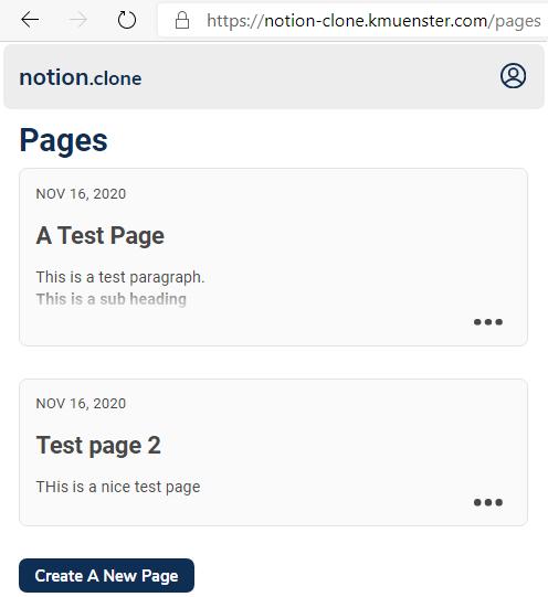 Notion Clone Alternative