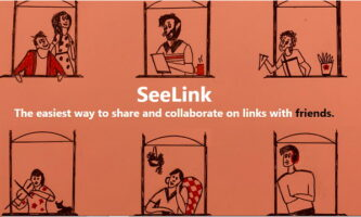 Free Online Collaborative Link Sharing Tool with Board: SeeLink