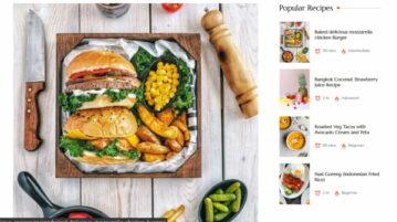 Recipies Maker WordPress Plugin for Food Blogs