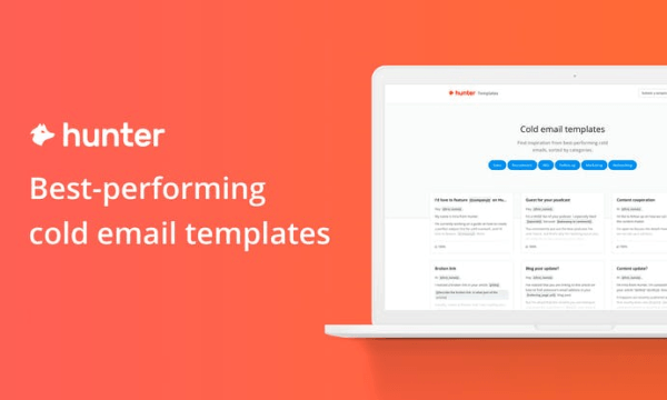 Free Collection of Best-Performing Cold Email Templates