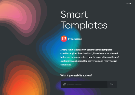 smart templates for email marketing