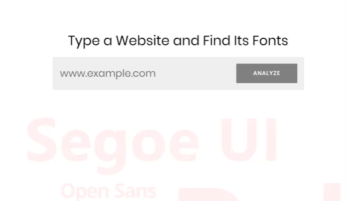 Identify, Download Fonts Used on a Website for Free