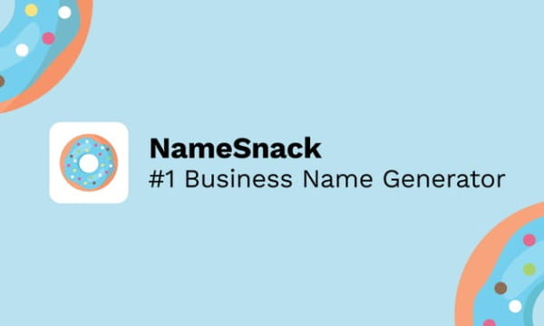 Free Online Business Name Generator with Domain Check, Logo