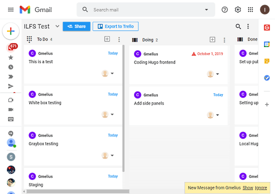 export boards from gmail to trello