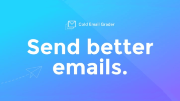 Grade Cold Emails with AI-powered Feedback for Free