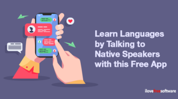 Learn Languages by Talking to Native Speakers with this Free App